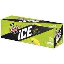 Mountain Dew Citrus Ice Fridgepack from Auntie Ammies Candy Shop
