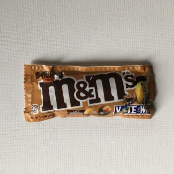 M&Ms English Toffee Peanut (49.3g) From Auntie ammies american Candy Shop