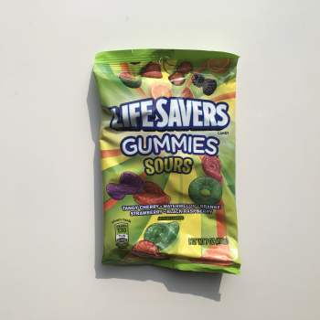 Lifesavers Gummies Sours 198g from Auntie Ammie American Candy Shop