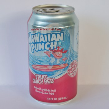 Hawaian Punch American soda UK