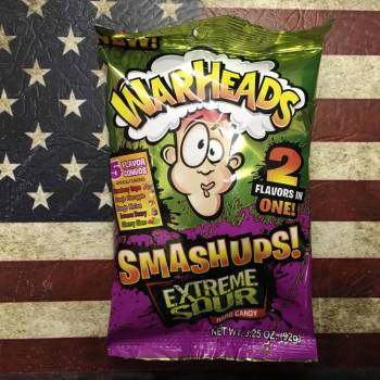 Warheads smashups! From auntie Ammies Candy Shop