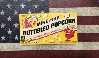 Mike And Ike Buttered Popcorn (141g) from Auntie Ammies Candy Shop