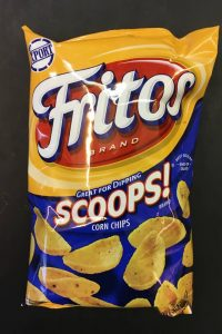 Fritos Scoops Corn Chips (311g) From Auntie Ammies Candy Shop
