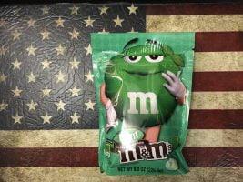 M&Ms Dark Chocolate And Mint from Auntie Ammies Candy Shop