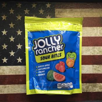 Jolly Rancher Sour Bites (226g) From Auntie Ammies Candy Shop