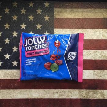 Jolly Rancher Filled Gummies 96g From Auntie Ammies Candy Shop