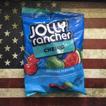 Jolly Rancher Chews (184g) from Auntie Ammies Candy Shop