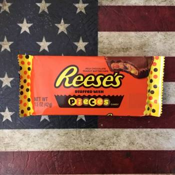 Reese's Cups Stuffed With Pieces (42g) from Auntie Ammies Candy Shop