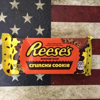 Reese's Cups Stuffed With Crunchy Cookie (39g) From Auntie Ammies Candy Shop
