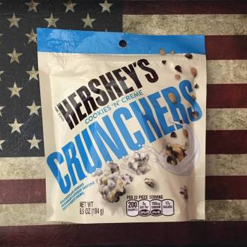 Hershey's Cookies 'N' Creme Crunchers (184g) From Auntie Ammies Candy Shop