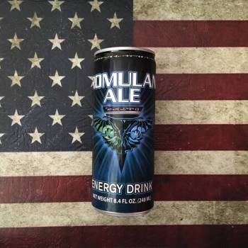 Star Trek Romulan Ale Energy Drink (248ml) From Auntie Ammies Candy Shop