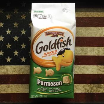 Goldfish Crackers - Parmesan (187g) from Auntie ammies Candy Shop