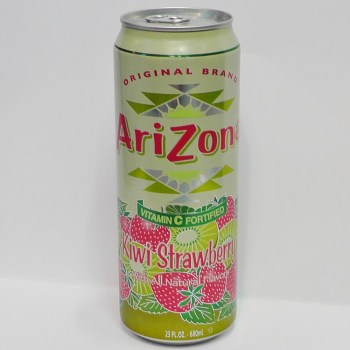 Arizona Kiwi Strawberry from Auntie Ammie's American Candy Shop UK