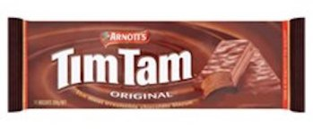 Arnotts Tim Tam - Original (200g) from Auntie Ammies Candy Shop