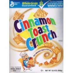 Cinnamon Toast Crunch 345g