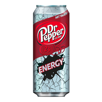 Dr Pepper Energy - 250ml from Auntie ammies American Candy Shop