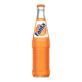 Mexican Fanta Orange Soda 355ml from auntie jammies American candy shop