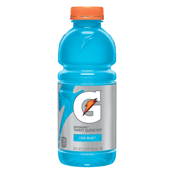 Gatorade Blue Raspberry 591ml from auntie Ammies American candy shop