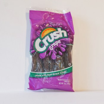 Grape Crush Twists American sweets from Auntie Ammie's Candy Shop