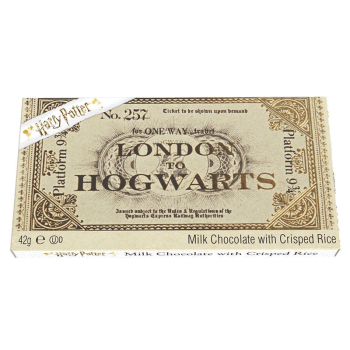 Harry Potter - Hogwarts Express Platform 9 3/4 Milk Chocolate Bar (42g)