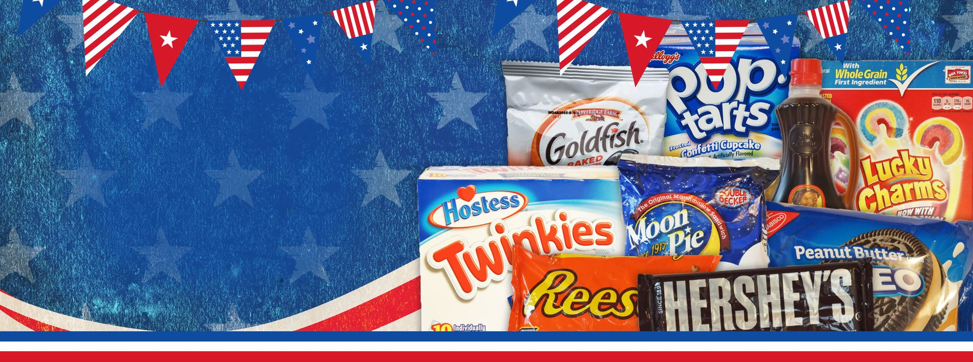 American Candy | American Snacks | American Sweet Shop