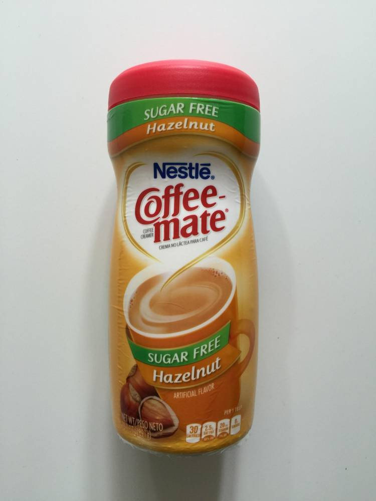 Auntie Ammies Candy Shop American Breakfast Coffee Mixes Nestle Coffee Mate Sugar Free Hazelnut Flavour