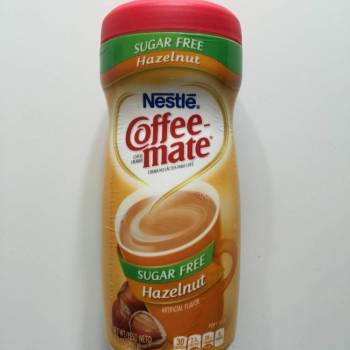 Nestle Coffee-Mate Hazelnut flavour from Auntie Ammie's American Candy Shop UK