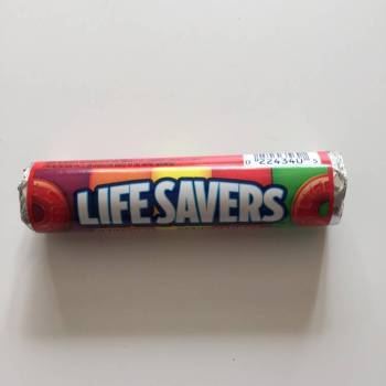 lifesavers 5 flavors hard American candy from Auntie Ammie's American Candy Shop UK