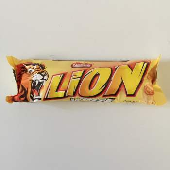 Nestle Lion bar White Chocolate