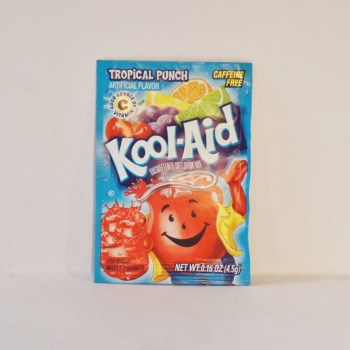 tropical kool aid American food from Auntie Ammie's Candy Shop UK