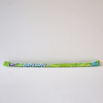 sour apple laffy taffy chew bar American sweets from Auntie Ammie's Candy Shop