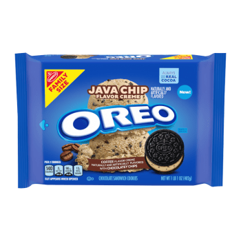 OREO Java Chip Family Size 17oz (482g)