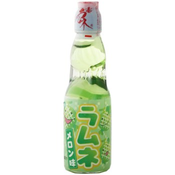 Melon Ramune Soda 200ml