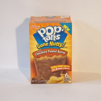Pop Tarts Gone Nutty Frosted Chocolate Peanut Butter American food from Auntie Ammie's Candy Shop UK