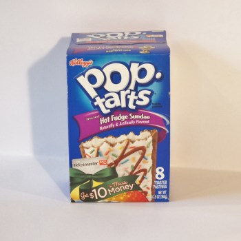 fudge pop tarts American foods from Auntie Ammie's Candy Shop UK