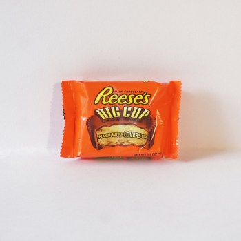 Reese's Peanut Butter Big Cup American sweets from Auntie Ammie's Candy Shop