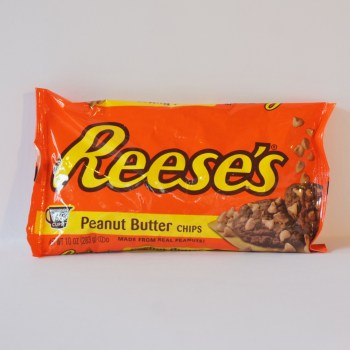 reeses peanut butter chips American sweets from Auntie Ammie's Candy Shop
