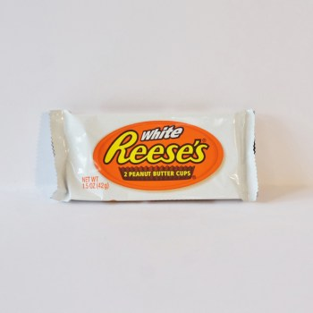 Reese's White Peanut Butter Cups American sweets from Auntie Ammie's Candy Shop