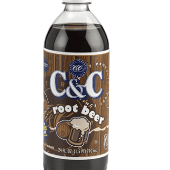 C&C Soda Root Beer Can 710ml