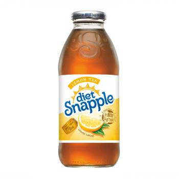 Snapple Diet Lemon Tea 16oz (473ml)
