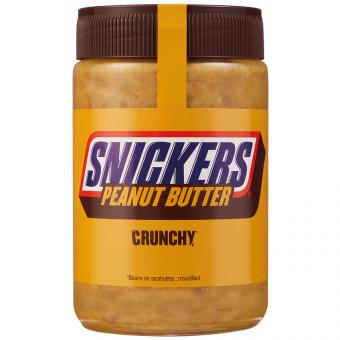 Snickers Peanut Butter Crunchy Spread 320g