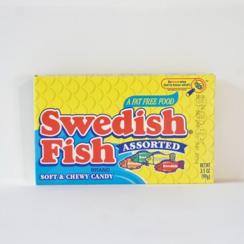Swedish Fish American sweets from Auntie Ammie's Candy Shop