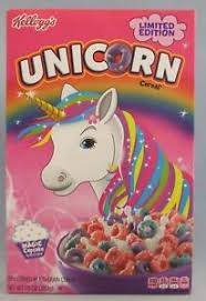 Kellogg's Magic cupcake Unicorn Cereal 283g