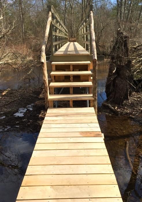 Tomaquag Brook Bridge