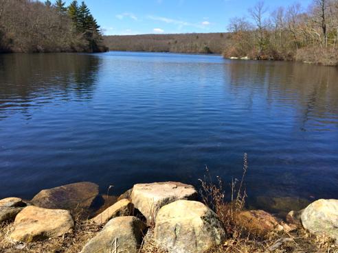 ashville pond