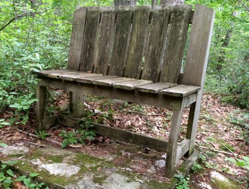 poet's bench