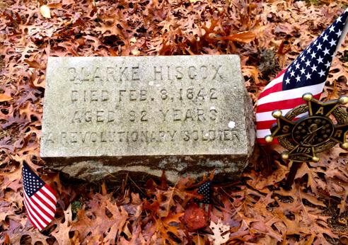 A Revolutionary War Soldier