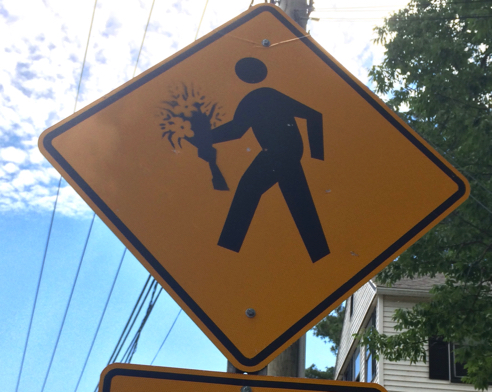 Bouquet Carrier Crossing Ahead?