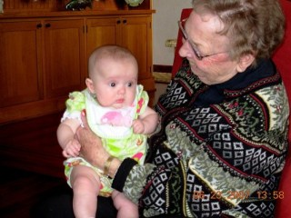 Aunt Wese and Ella