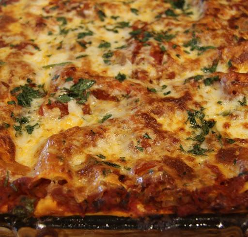 no-boil lasagne